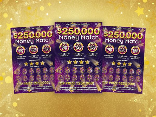 Iredell County man 'matches' to win $250,000 prize