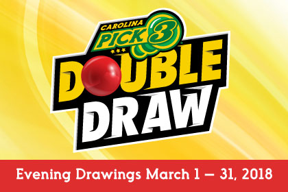 Pick 3 Double Draw - It's Back